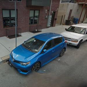 2016 Scion iM (StreetView)