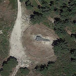 Dólmen da Orca (Google Maps)
