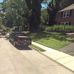 Cadillac Escalade GMT 806 (StreetView)