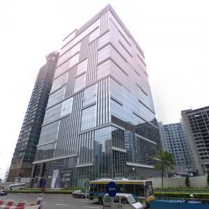 'Finance & IT Center of Macau' by P&T (StreetView)