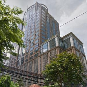 'Bank Thai Tower' by P&T (StreetView)