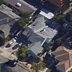 Photo: house/residence of the cool 1.2 million earning Los Angeles, California-resident