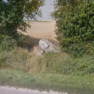 La Grosse Pierre (Dolmen) (StreetView)