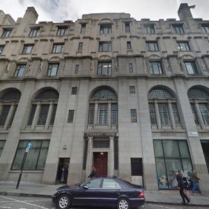Embassy of Zimbabwe, London (StreetView)