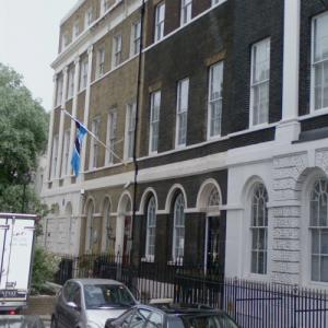 High Commission of Botswana, London (StreetView)