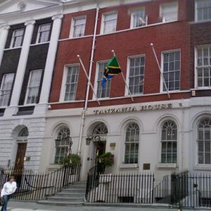 High Commission of Tanzania, London (StreetView)