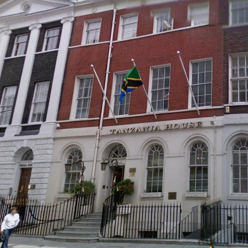High Commission of Tanzania, London in London, United ...