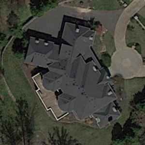 James Comey's House (Google Maps)