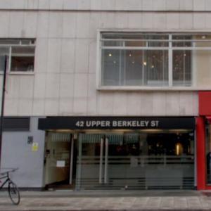 Embassy of Guinea, London (StreetView)