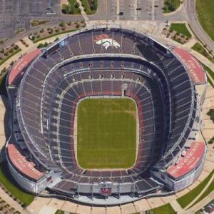 Sports Authority Field at Mile High (Google Maps)