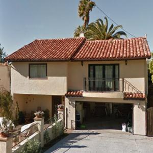 Steve Perry's House (StreetView)