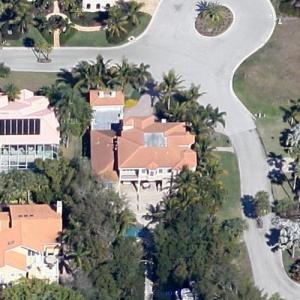 Maria Sharapova's House (Google Maps)
