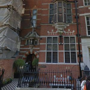 High Commission of Eswatini, London (StreetView)