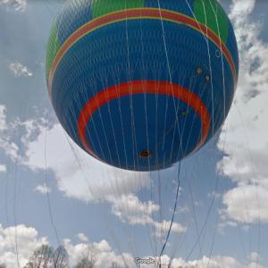 Wonders of Flight Balloon (StreetView)