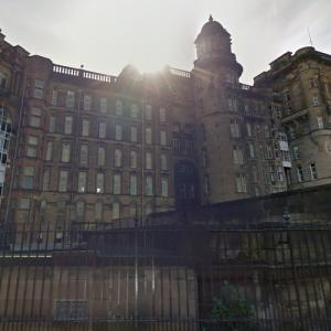 Glasgow Royal Infirmary (StreetView)