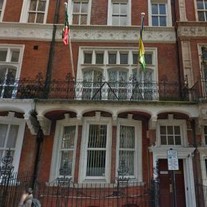 High Commissions of Saint Kitts and Nevis and Saint Vincent and the Grenadines, London (StreetView)