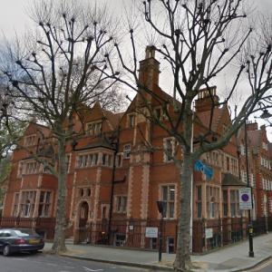 High Commissions of Saint Lucia and Dominica, London (StreetView)