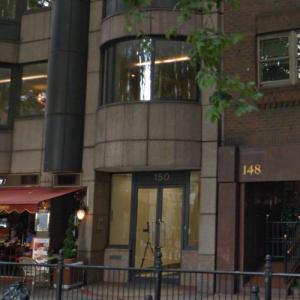 Embassy of Uruguay, London (StreetView)