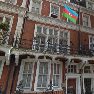 Embassy of Azerbaijan, London (StreetView)