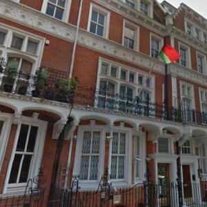 Embassy of Belarus, London (StreetView)
