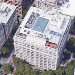Meier & Frank Square (Google Maps)
