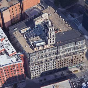 Powers Building (Google Maps)