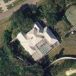 Monica Seles' House (Former) (Google Maps)