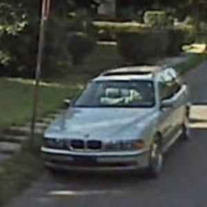 BMW 5-Series Touring E39 (StreetView)