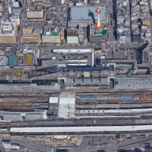 Kyōto Station (Google Maps)