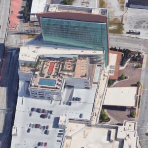 'Four Seasons Hotel St. Louis' by HOK (Google Maps)