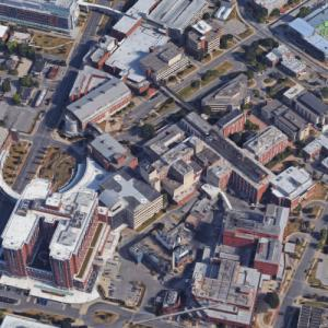 University of Kentucky Chandler Medical Center (Google Maps)