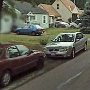 2002-2003 Nissan Maxima A33 (StreetView)