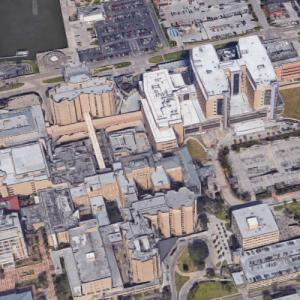 UTMB Health Galveston (Google Maps)