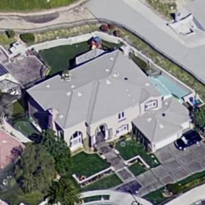 Nick Vlahos' House (Google Maps)