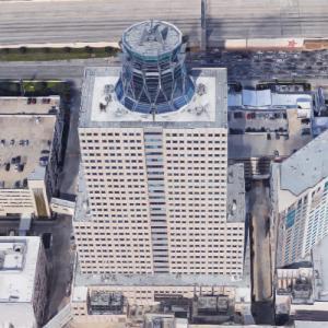 Memorial Hermann Tower (world's tallest hospital) (Google Maps)