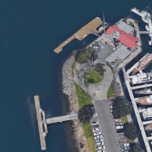 """Rudy's Dock (""""Dexter"""") (Google Maps)"""