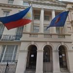 Embassy of the Philippines, London