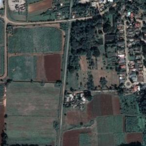 Cubana de Aviación Flight 972 crash site (Google Maps)