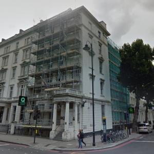 Embassy of Yemen, London (StreetView)