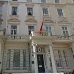 Embassy of Albania, London