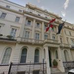 Embassy of Austria, London