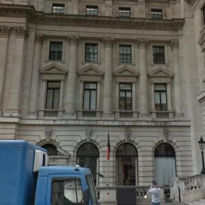 High Commission of Papua New Guinea, London (StreetView)