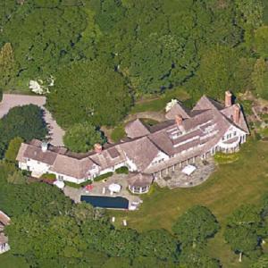 Harvey Weinstein's House (Former) (Google Maps)