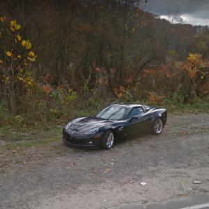 Chevrolet Corvette Z06 C6 (StreetView)