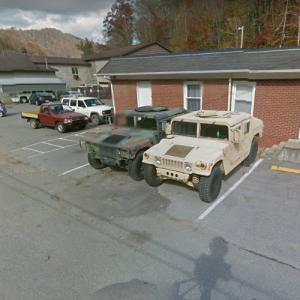AM General HMMWVs (Humvees) (StreetView)