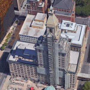 Travelers Tower (Google Maps)