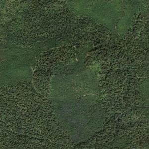 Trout Creek Hill (Google Maps)