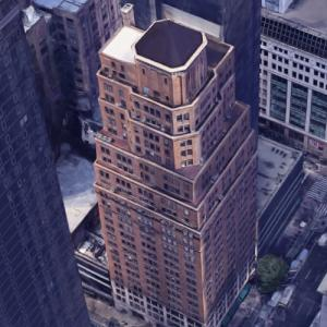 Greeley Square Building (Google Maps)