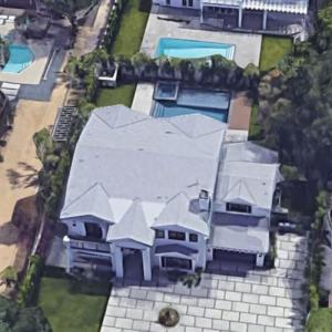 Jenna Marbles' House (Google Maps)