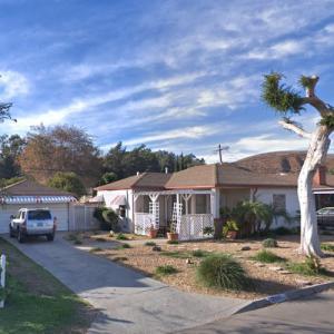 """Ramirez House (""""Fear the Walking Dead"""") (StreetView)"""